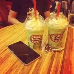 Cream Mattcha của Phương Lê tại Highlands Coffee Du Thuyền - Thanh Niên - 305645