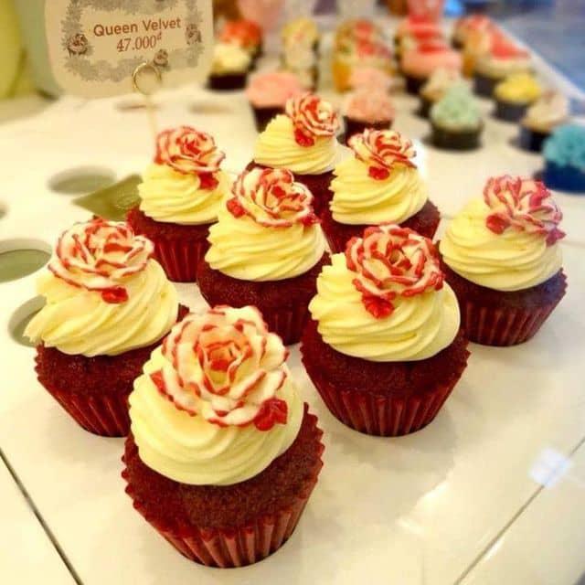 Cupcake của Tu Kj tại Fly Cupcake - Hai Bà Trưng - 78623