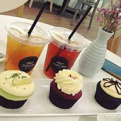 Cupcake and earl grey của Linh Lưu tại Mint Cupcake Creation - Nguyễn Thái Học - 67793