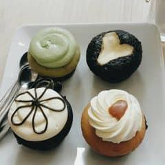 Cupcakes and tea  của Kalie Bui tại Mint Cupcake Creation - Nguyễn Thái Học - 179995