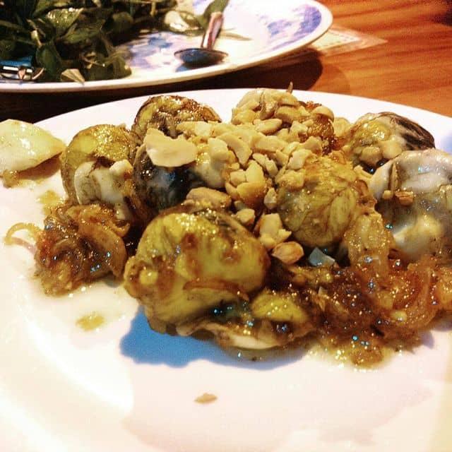 Cút lộn xào me bơ tỏi của Thanh N.Phan ❤️ tại Nguyễn Văn Lượng, Gò Vấp - 67567