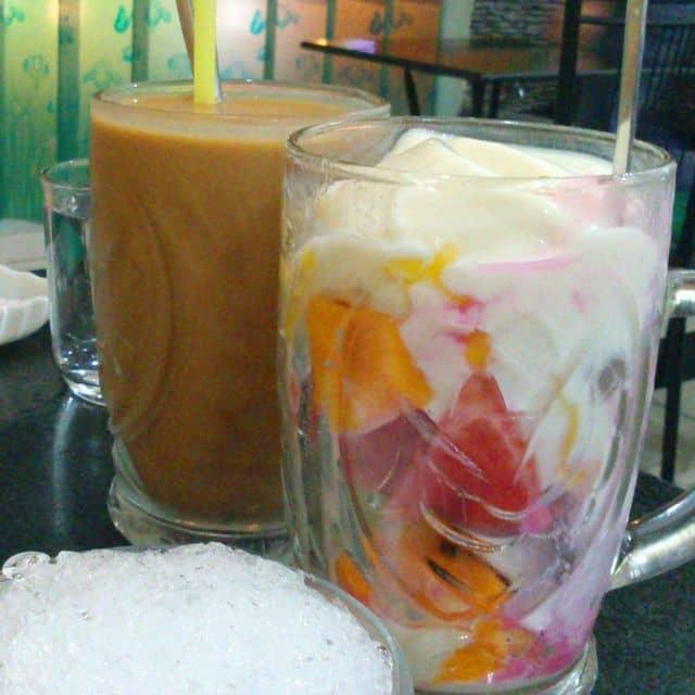 Da ua trái cây, sinh tố sapoche cà phê của Nhi Hoàng tại Sinh tố 142 - 4157
