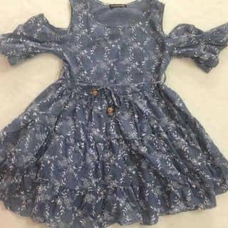 Đầm body doll hỡ vai của huatuyet1 tại Trà Vinh, Thị Xã Trà Vinh, Trà Vinh - 1415800