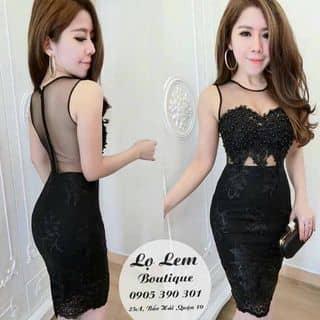 Đầm body yếm của xuyenxinh1 tại Lâm Đồng - 1403505