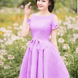 đầm cát siêu dễ thương của lethu8288 tại 24 Nguyễn Huệ, Thành Phố Qui Nhơn, Bình Định - 1470510