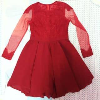 Đầm ren đỏ của qstrawberry tại Sóc Trăng - 3224138