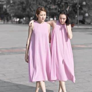 Đầm renbytee stripe 07 new 99% của caconnon tại 2A Nguyễn Thiệp, Quận 1, Hồ Chí Minh - 3176724