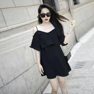 Đầm suông cut vai 2 dây tay cánh tiên #175k của lapis tại Hồ Chí Minh - 3330530