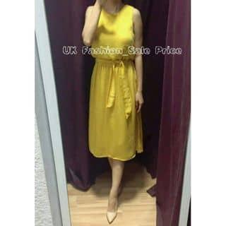 Đầm Vàng Bo Eo của carrotsstore tại 0932915238, Quận 1, Hồ Chí Minh - 2538956
