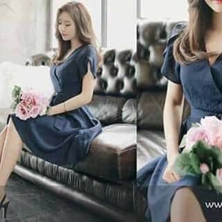 Đầm xoè cổ đắp chéo của huynhnhu502 tại Hồ Chí Minh - 3357072