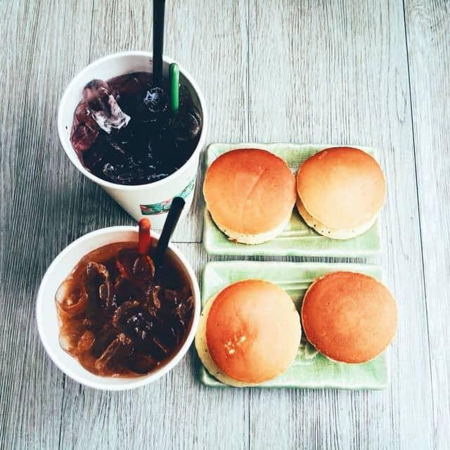Dâu tằm ice blend của Tâm Minh tại Furin - Chuông Gió Cafe - 147858