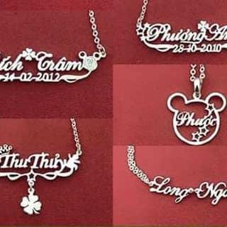 Dây chuyền bạc của ngatran102 tại Yên Bái - 2197985