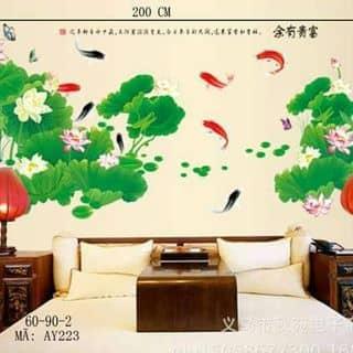 Decal dán tường siêu cute của bebaohan tại Chợ Nhớn, Thành Phố Bắc Ninh, Bắc Ninh - 778339