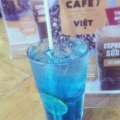 Deep blue của Uyên Nguyễn tại Urban Station Coffee Takeaway - Hậu Giang - 71874