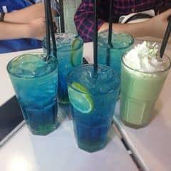 Deep blue + matcha của Vũ Tuyền tại Urban Station Coffee Takeaway - Tô Hiến Thành - 343586