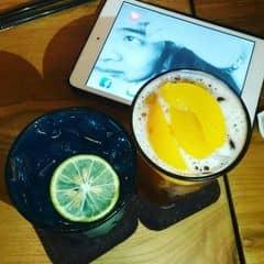 Deep blue soda của Đao Tún tại Urban Station Coffee Takeaway - Phạm Ngọc Thạch - 910265