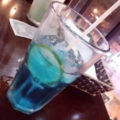 Deep blue soda của Lim tại Urban Station Coffee Takeaway - Xuân Thuỷ - 29923