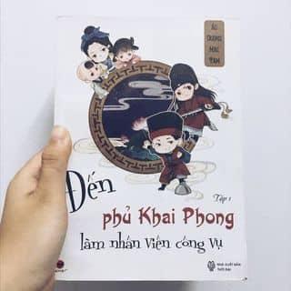 ĐẾN PHỦ KHAI PHONG LÀM CÔNG VỤ của macmet1 tại Hồ Chí Minh - 2570637