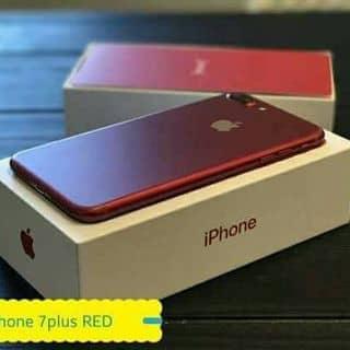Điện thoại Iphone 7 plus đỏ của shopxinh94 tại Tiền Giang - 3446683