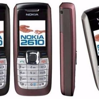 Điện thoại Nokia 2610 zin của votrantrongthu1997 tại Hồ Chí Minh - 1511310