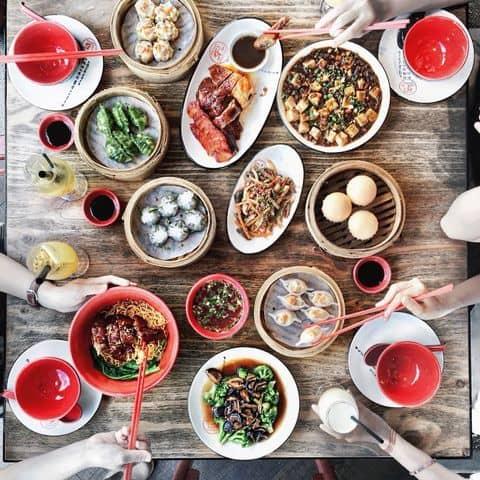 Các hình ảnh được chụp tại San Fu Lou - Cantonese Kitchen 2 - Phan Xích Long