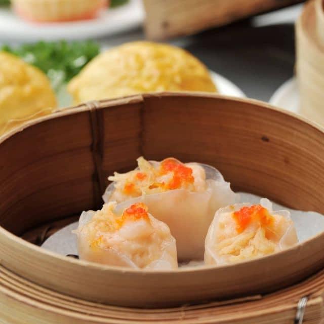 Dimsum của Xanh Đậu tại Royal Garden - Cantonese Cuisine - 103499