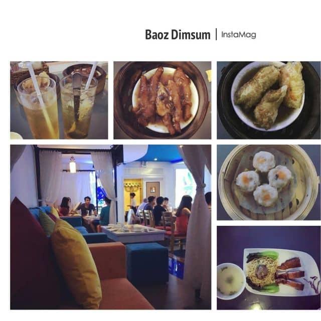 Dimsum của Anh Huỳnh tại Baoz Dimsum Resraurant - 52196
