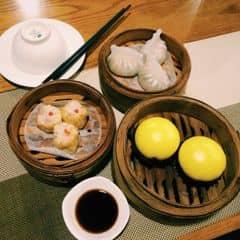 Dimsum ❣ Bánh bao kim sa ❣ của Lan Phuong tại Ding Tea - Hàng Cót - 1031954