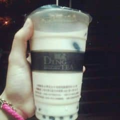 Ding tea trà sữa lẫn ,  hồng trà  của Kate Kate tại Ding Tea - Trần Duy Hưng - 207727