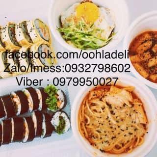 Đồ ăn Hàn hiện đại  của hanhnguyen101 tại 72/14A Đường số 30 Lê Đức Thọ, p.6, Gò Vấp, Quận Gò Vấp, Hồ Chí Minh - 610692