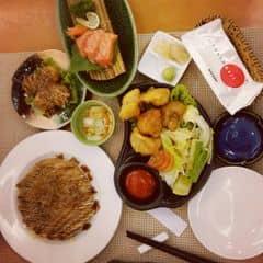 Đồ ăn nhật bản của Phương Lan tại Tokyo Deli - Phan Xích Long - 371210