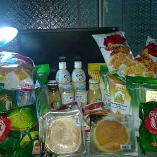 Đồ ăn vặt nhập khẩu: mì cay khô Samyang, bắp uncle Jax, sữa gạo rang, kitkat trà xanh... của thodo3 tại Bình Định - 1176868