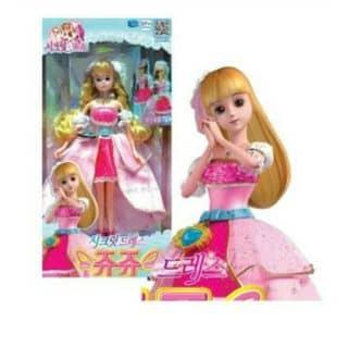 Đồ chơi búp bê công chúa Secret Dress Jouju 206118 của tranduong279 tại Kiên Giang - 3362475