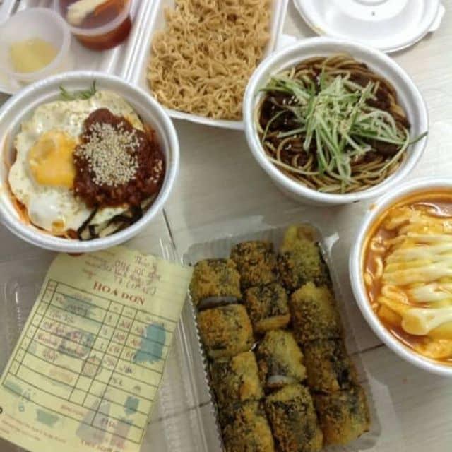n.d.store - Đồ ăn Hàn Quốc - 15 Hiền Vương, Phú Thạnh, Huyện Tân Phú, Hồ Chí Minh