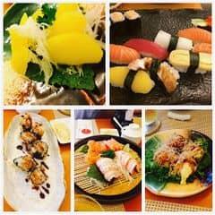 Bữa tớ mới đi ăn lại quán sushi masa vs sakura thấy 2 quán chất lượng đi xuống rồi...bị buồn rồi..😢 Sashimi cá hồi ở Tokyo deli vân mỡ ít ăn tươi béo và k bị ngán :) có thể chọn 6mieng hay 3 miếng..rất tiện 👌🏻 Những món khác cũng vừa miệng nhưng đừng thử nc rau củ thập cẩm :)))) Hơi mắc nhưng cũng đáng tiền ạ  Phục vụ hơi chậm đấy ạ  😬😬😬