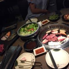 Đồ nướng của Trinh Lê Kiều tại Sumo BBQ - Hoàng Quốc Việt - 929904