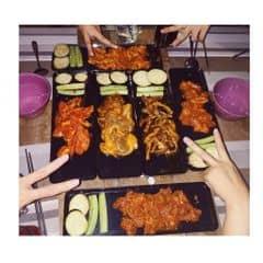 Đồ nướng  của Yen Phan tại Rơm BBQ - 445588