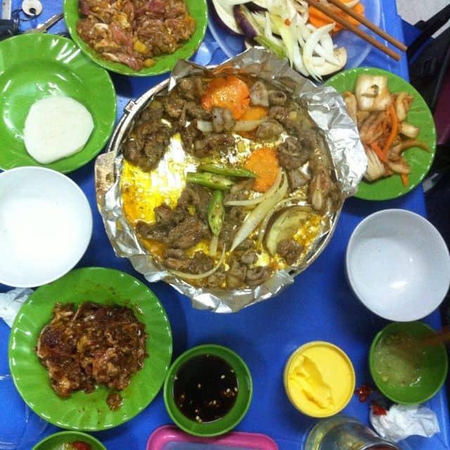 Đồ nướng 35 Cát Linh - 35 Cát Linh, Quận Đống Đa, Hà Nội