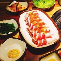Đồ nướng của yuumiinguyen tại Gogi house - Nguyễn Thái Học - 1101416