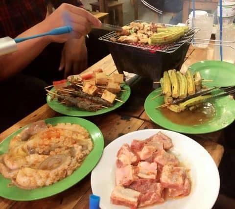 Đồ nướng - 458695 thelan - Happy BBQ - Xiên Nướng Đồng Giá - 146 Lý