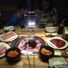 Đồ nướng hàn quốc của Trà My tại Gogi House - Nướng Hàn Quốc - Trung Hòa - 112961