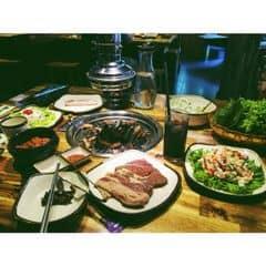 Đồ nướng hàn quốc của Thu Uien tại Gogi House - Nướng Hàn Quốc - Trung Hòa - 803758