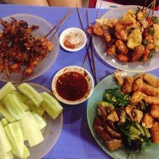 Đồ nướng sapa 😁 của anhhbier tại Thị trấn Sapa, Huyện Sa Pa, Lào Cai - 998845