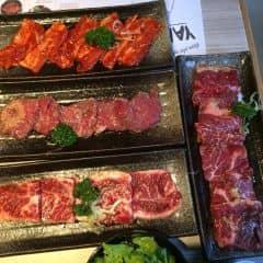 Đồ nướng Tasaki BBQ của Nancy Pham tại Tasaki BBQ - Món Nướng Nhật Bản - 693599