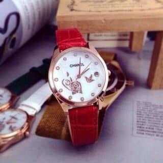 Đồng hồ dây da  của quanglee1 tại 24 Nguyễn Công Trứ, Thị Xã Vị Thanh, Hậu Giang - 1254624