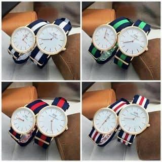 Đồng hồ dây vải cặp của ngocthao127 tại 98-96 Bạch Đằng, Quận Hải Châu, Đà Nẵng - 969901