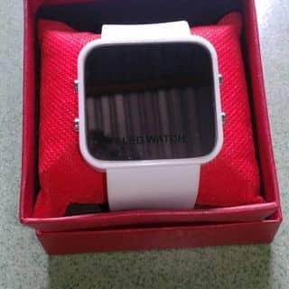 Đồng hồ led watch mặt gương full trắng của vuonghannguyen tại Thừa Thiên Huế - 1252007