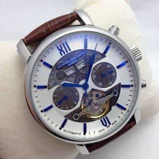 Đồng hồ nam cơ tự động dây da của shopdonghosmile tại Hồ Chí Minh - 1443161