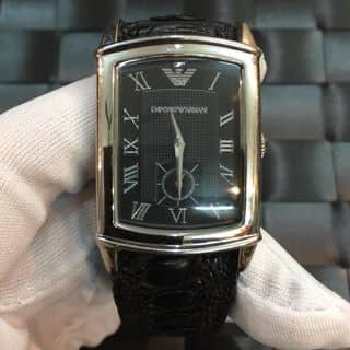 Đồng hồ nam EMPORIO ARMANI một thương hiệu cao cấp nổi tiếng dành cho phái mạnh đến từ Mỹ . ( GIORGIO ARMANI) của thedaimakeup tại Hồ Chí Minh - 3446811