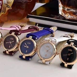 Đồng hồ nữ Cartier của deconbonmat tại Sóc Trăng - 1421313